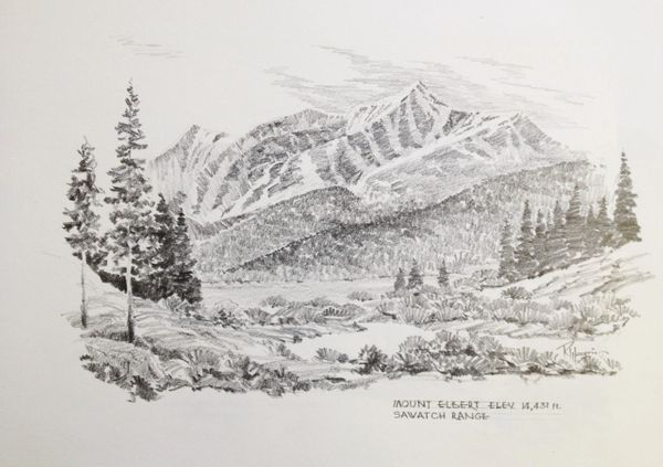 Mount Elbert - 14,433