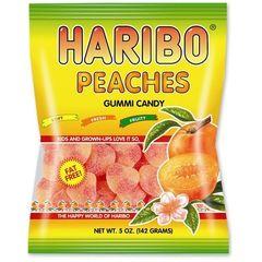 Haribo Peaches