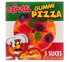 Efrutti Gummi Pizza 5ct