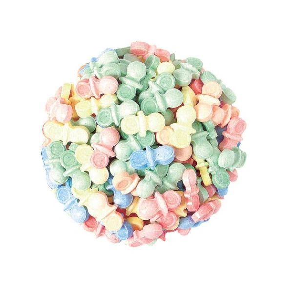 Sweet Tart Baby Pacifier Candy Trio Sweet Box, 12oz