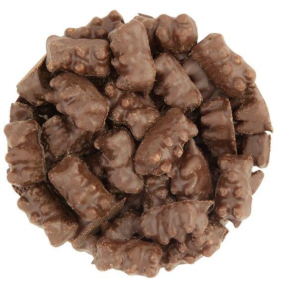 Dark Chocolate Covered Gummy Bears