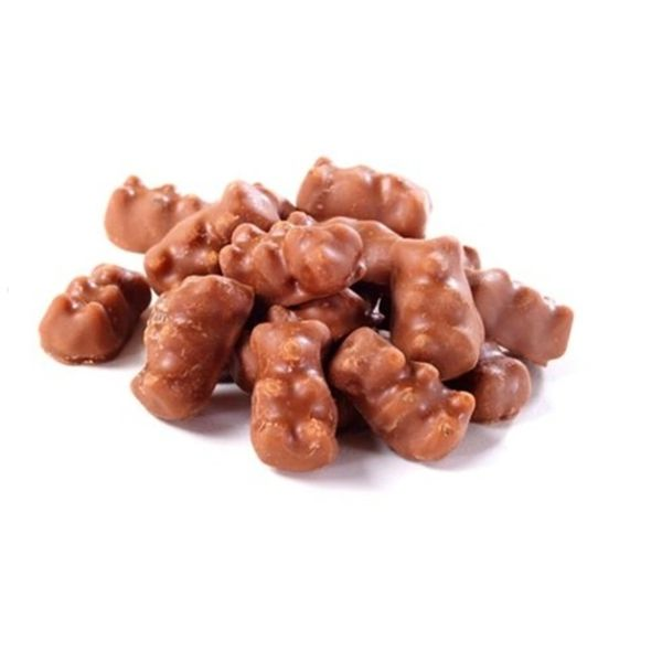 Chocolate Covered Gummy Bears Trio Sweet Box, 12oz