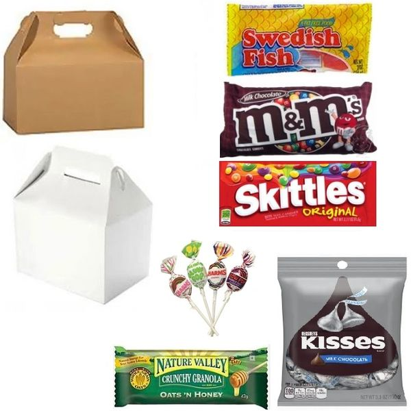 Sweet Goodies Welcome Box