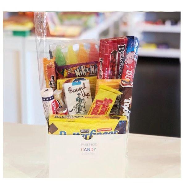 Sweet Box Candy - Decade Box 1950s