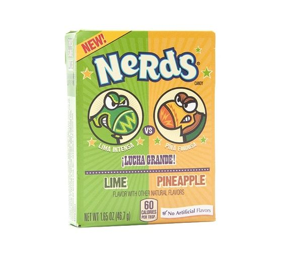 Nerds Lime & Pineapple