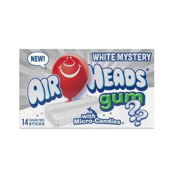 Airhead White Mystery Gum