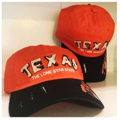 Texas Lone Star Hat