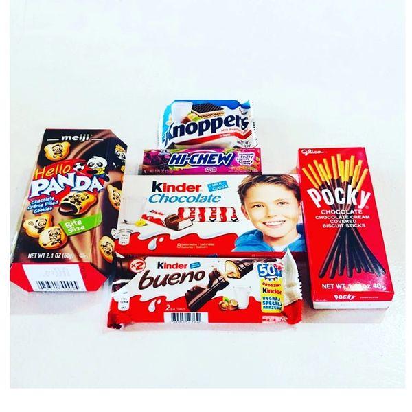 Imports Gift Box