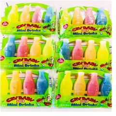 Cry Baby Wax Bottles 1 pk