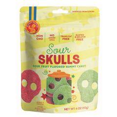 Sour Skulls