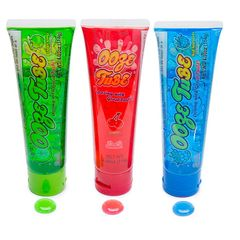 Ooze Tube Liquid Candy