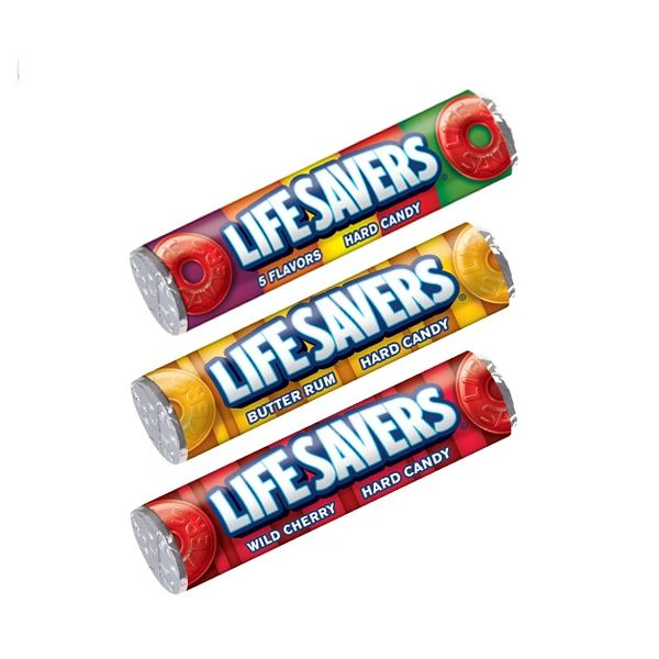 LifeSavers Candy Rolls
