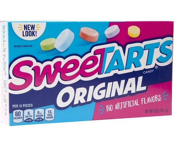 Sweetarts Movie Box - Original