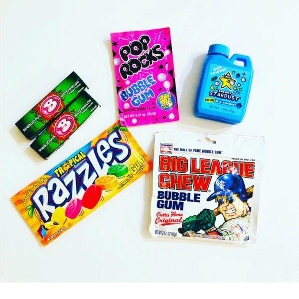Bubble Gum Sweet Pack II