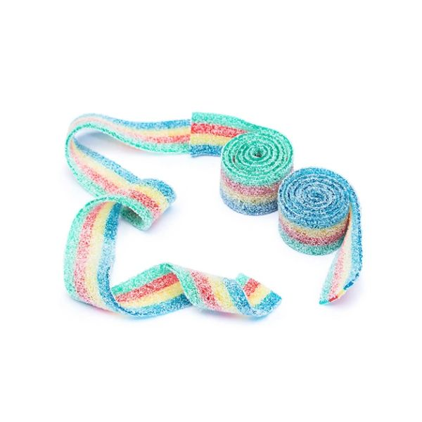 Rainbow Sour Belts Trio Box, 12oz