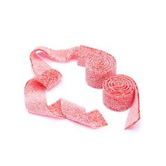 Dorval Strawberry Sour Belts Trio Box, 12oz
