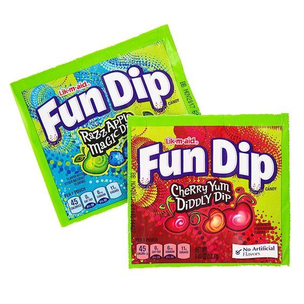 Fun Dip Candy 48-Count Box