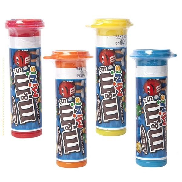 M&M's Mini Chocolate Tube