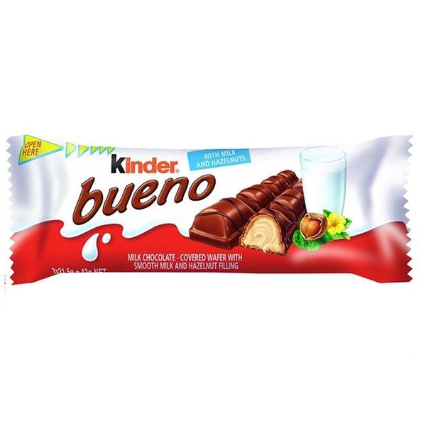 Kinder Bueno Bar 3 Pack