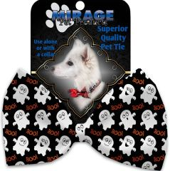 DOG BOW TIE: Decorative & Classy Silky Polyester Bow Tie for Dogs - LITTLE BOO WHO