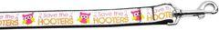 Nylon Dog Leashes: SAVE THE HOOTERS Nylon Dog Leash Mirage Pet Products USA
