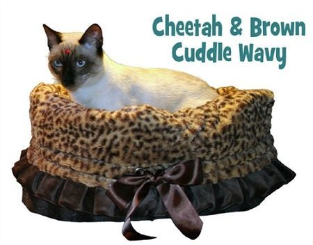 Dog Bed/Car Seat: Reversible Snuggle Bug Pet Bed, Bag, Car Seat in (3) ANIMAL Patterns
