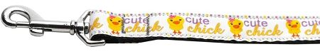 Nylon Dog Leashes: Cute Chick Nylon Dog Leash Mirage Pet Products USA