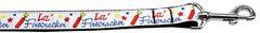 Nylon Dog Leashes: Little Firecracker Nylon Dog Leash Mirage Pet Products USA
