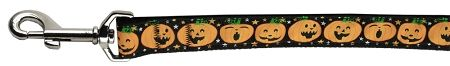 Nylon Dog Leashes: Pumpkins Dog Leash Mirage Pet Products USA