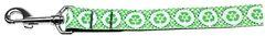 Nylon Dog Leashes: Reduce Paw Print Nylon Dog Leash Mirage Pet Products USA