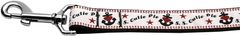 Nylon Dog Leashes: S. S. CUTIE Nylon Dog Leash Mirage Pet Products USA