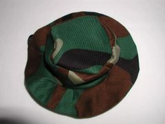 "Dog Hats: ""Bonnie"" Military Style Hat for Dogs Made in USA by Alexis"