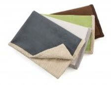 Dog Blankets: Big Sky Blanket Luxurious Super Plush Dog Blanket in 3 Sizes/ 4 Colors by West Paw Design USA