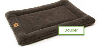 Dog Mats: Montana Nap Dog Mat EXTRA SMALL Perfect for home or travel West Paw Design USA