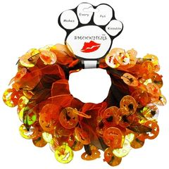 Smoochers Dog Collars: Smoocher Dog Collar Mirage Pet Products - PUMPKINS