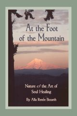 At the Foot of the Mountain: Nature and the Art of Soul Healing (Paperback)