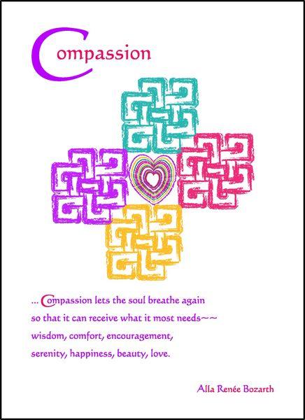 Compassion Soul Card