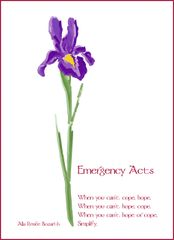 Emergency Acts - Full-part Artwork