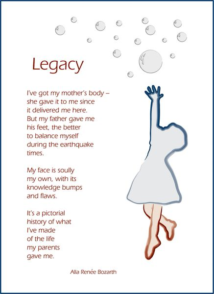 Legacy - Full-page Artwork