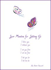 Love Mantra for Letting Go - Butterflies