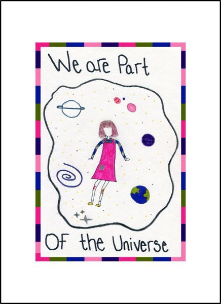 We are Part Of the Universe