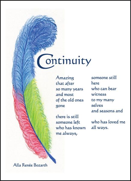 Continuity Soul Card