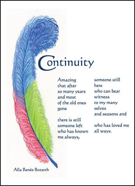Continuity Soul Card
