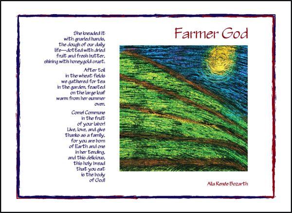 Farmer God - Soul Card
