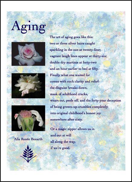 Aging Soul Card