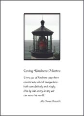 Loving Kindness Mantra Soul Card