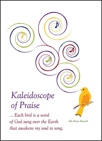 Kaleidoscope of Praise - Soul Card