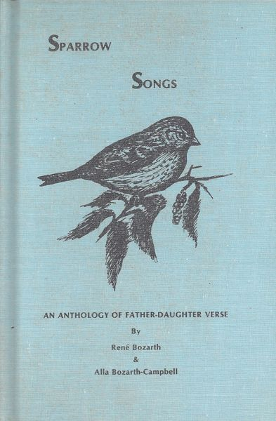 Sparrow Songs - Father/Daughter Poems (Hardcover)