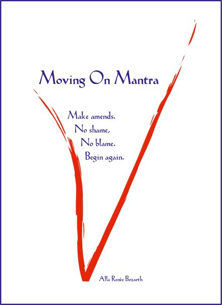 Moving On Mantra Soul Card