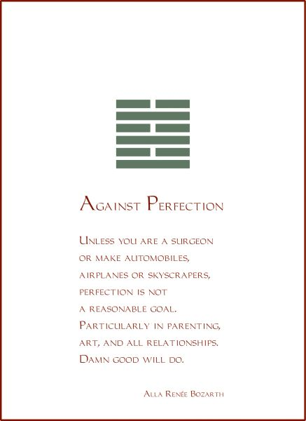 Against Perfection - Soul Card